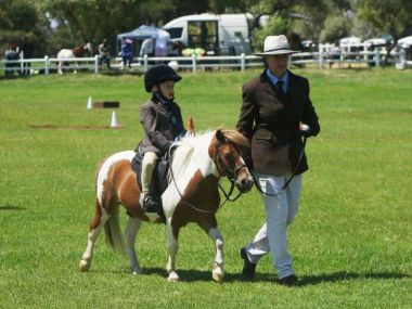<small><b>2nd Place Best Rider</b><br>