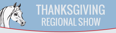 Thanksgiving Regional Show